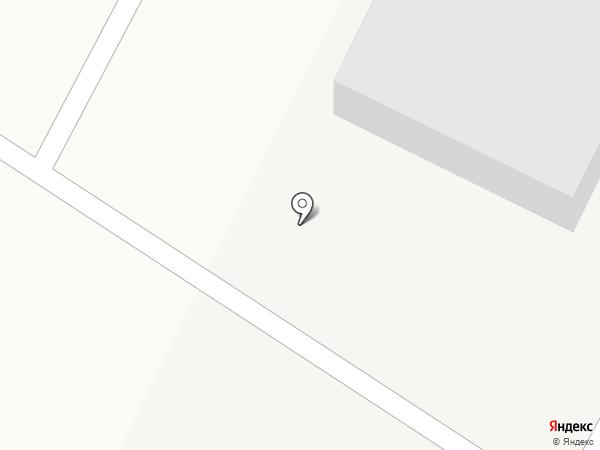 Молодежный на карте Абакана