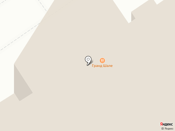 Ангарский дом на карте Абакана