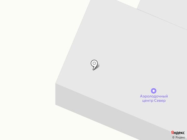 ЛогЛаб, ЗАО на карте Абакана