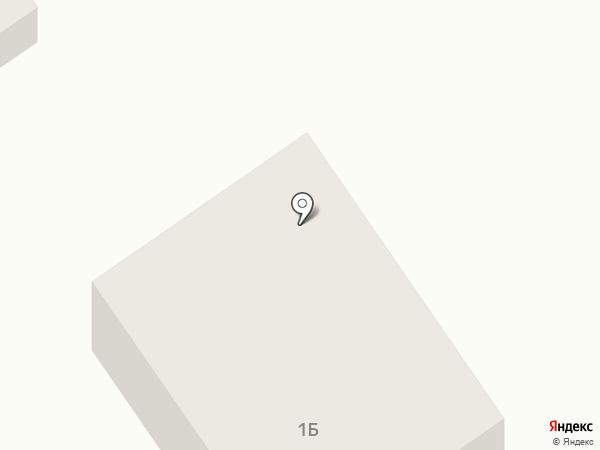 На Лихачева на карте Абакана