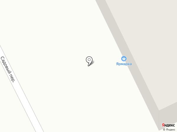 ЯрМарка на карте Белого Яра