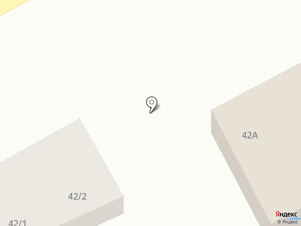 Белоярочка на карте Белого Яра