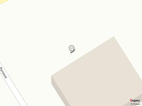 Шиномонтажная мастерская на карте Усть-Абакана