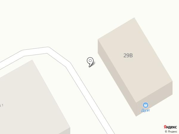 Дуэт на карте Белого Яра