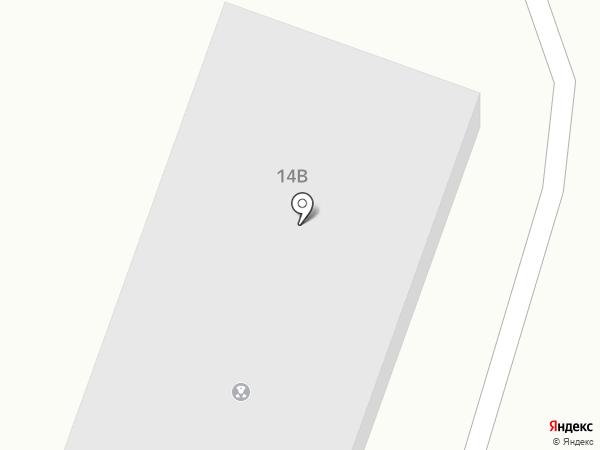 Южно-Сибирский поисково-спасательный отряд МЧС России на карте Абакана