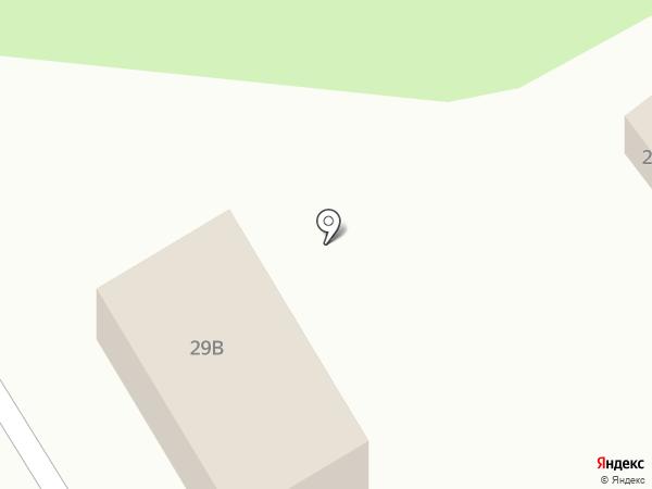 Фаворит на карте Белого Яра