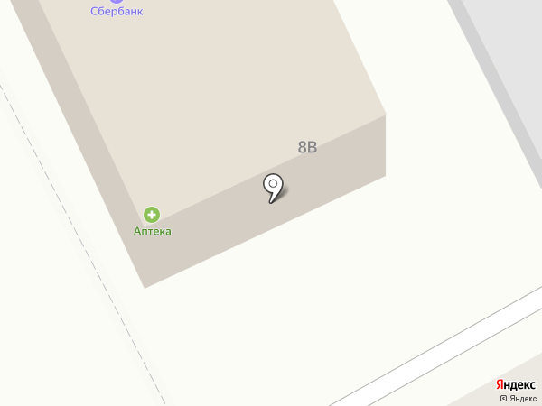 Банкомат, Россельхозбанк на карте Белого Яра