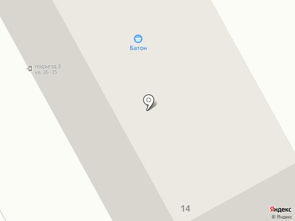 ПАПАСВЕТОФОР на карте Белого Яра