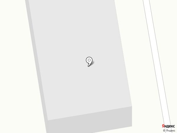 ХАК БЕЛАЗ СЕРВИС на карте Абакана