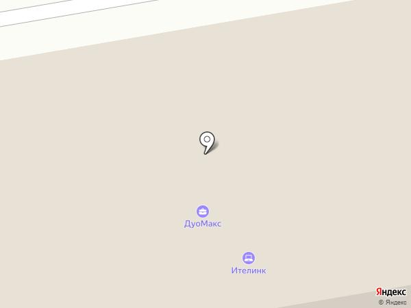 Производственная фирма на карте Абакана
