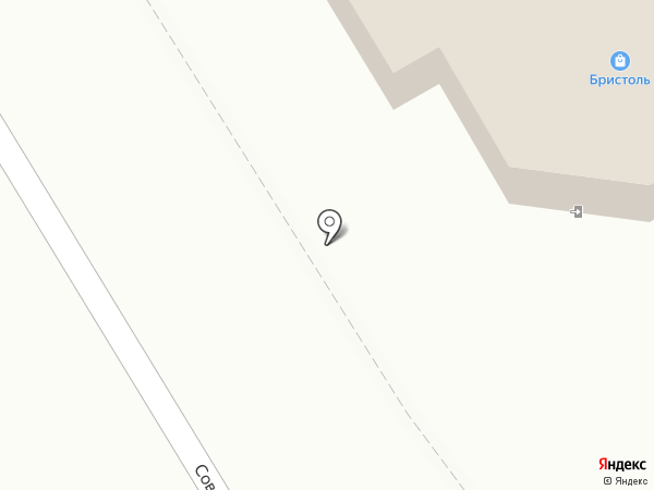 Банкомат, Хакасский муниципальный банк на карте Белого Яра
