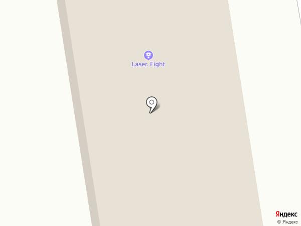 МегаТойз на карте Абакана