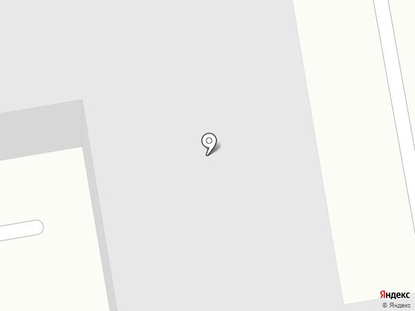 Производственный сантехнический монтажный участок на карте Абакана