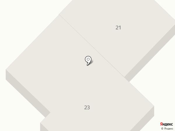 Трикотаж на карте Абакана