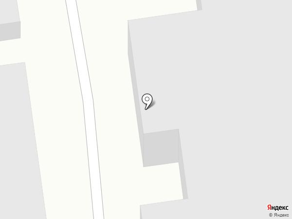 Магазин запчастей на карте Абакана