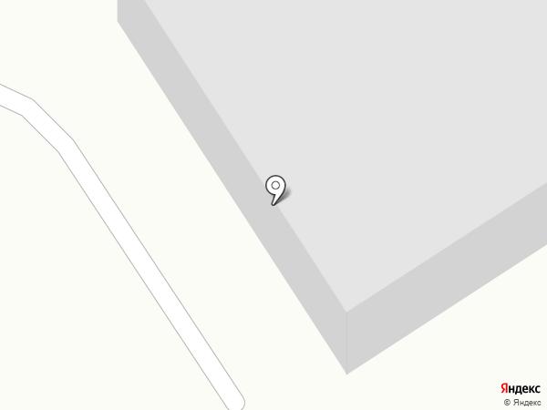 Автоэффект на карте Абакана