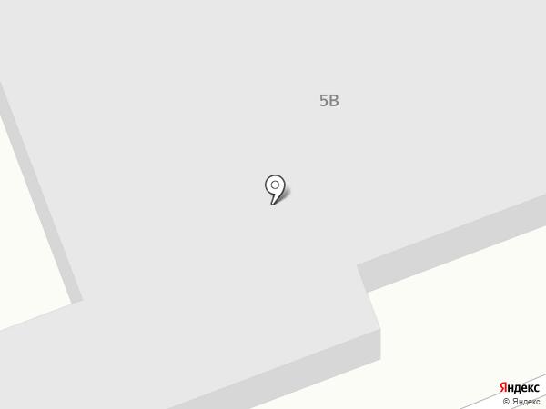 Толкачевъ на карте Абакана