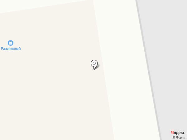 Магазин продуктов №205 на карте Абакана