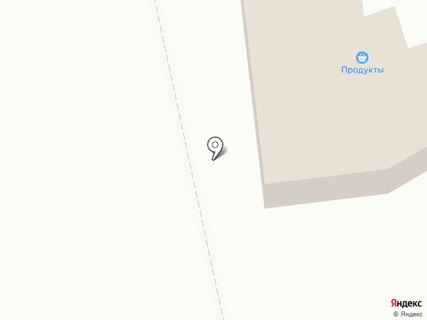 Восход-4 на карте Усть-Абакана