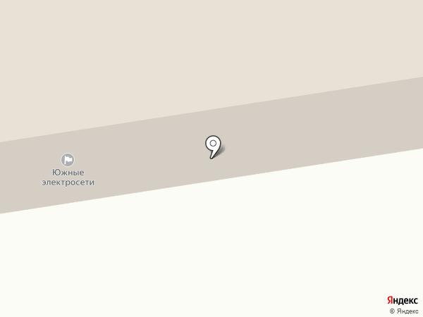 Хакасэнерго на карте Абакана