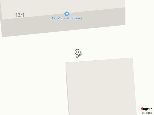 Торговая компания на карте Калинино