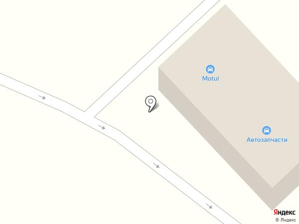 Магазин запчастей на карте Калинино