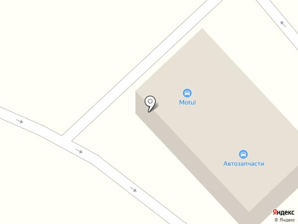 Магазин запчастей на ул. Автодорога Енисей 404 км на карте Калинино