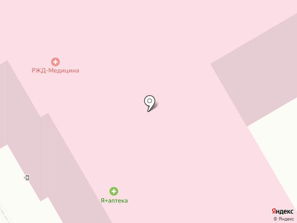 Морг на карте Абакана