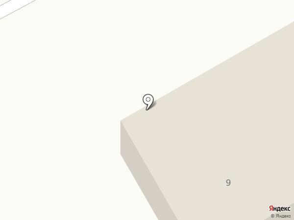 Центр занятости населения по Усть-Абаканскому району на карте Усть-Абакана
