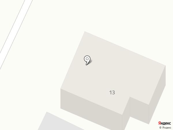 Грузоперевозки на карте Калинино