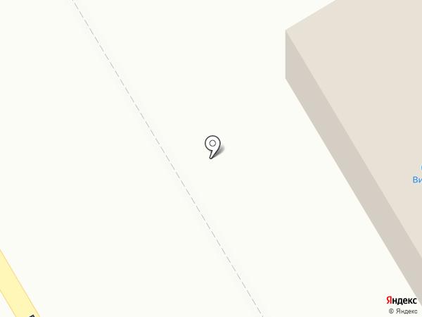 Магазин автотоваров на карте Усть-Абакана