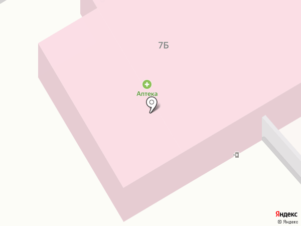 Усть-Абаканская районная больница на карте Усть-Абакана