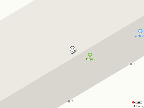 Пивная точка на карте Абакана