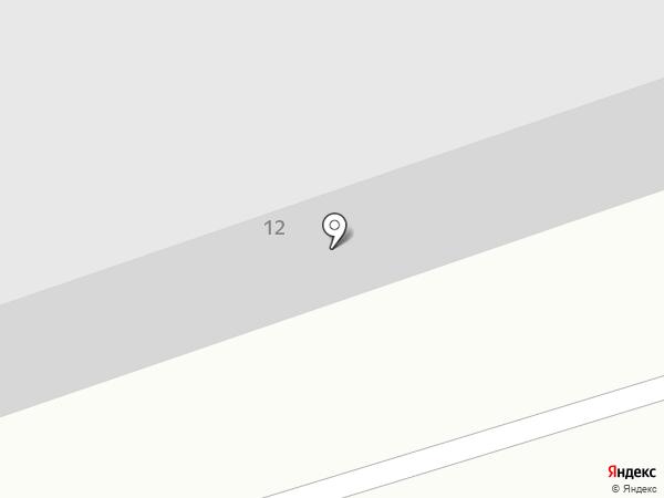 АСК-Водрем на карте Абакана