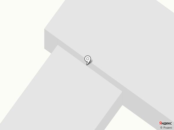 Хакасское по племенной работе на карте Абакана