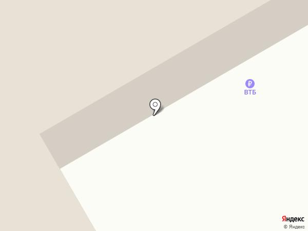 Дом культуры железнодорожников на карте Абакана