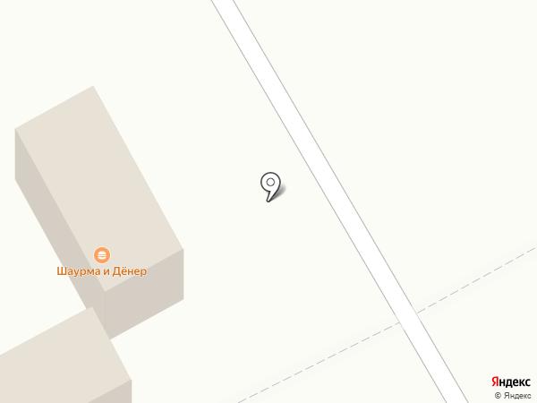 Мастер Бургер на карте Абакана