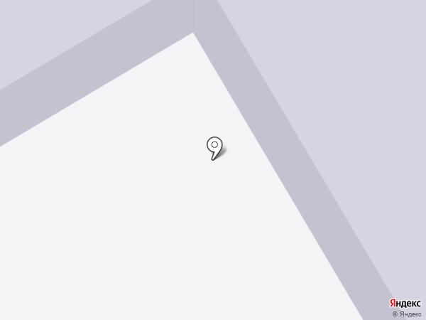Библиотека №9 на карте Абакана