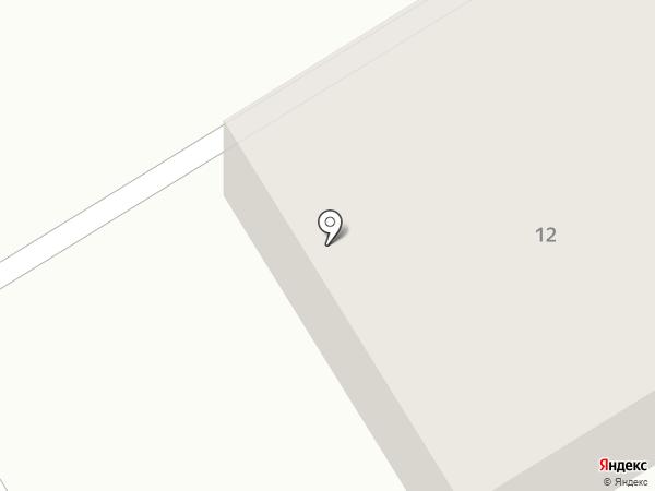 Лагуна на карте Усть-Абакана