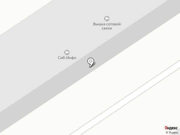 Лига ЖКХ на карте Абакана