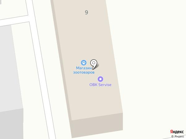 Жарки на карте Абакана