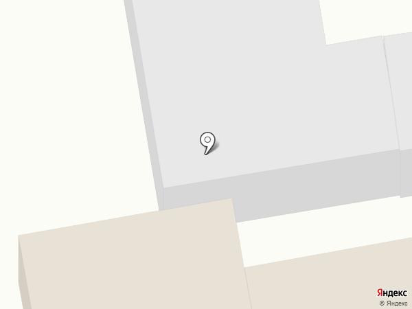 Арсенал на карте Абакана