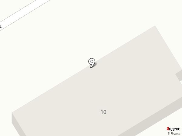 Магазин молочных продуктов на карте Усть-Абакана