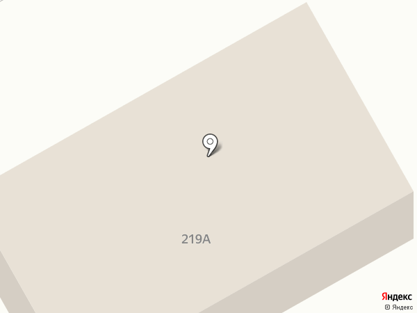 КИТ на карте Абакана