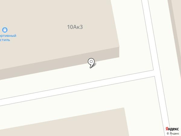Ярославна на карте Абакана