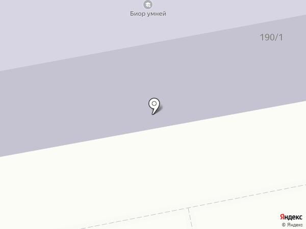 Современная гуманитарная академия на карте Абакана