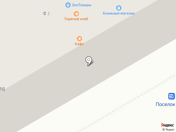 Новосибирская птицефабрика на карте Абакана