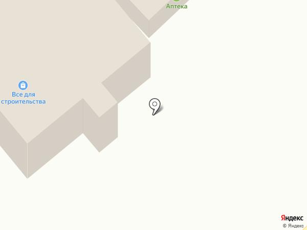 Магазин хозтоваров на карте Калинино