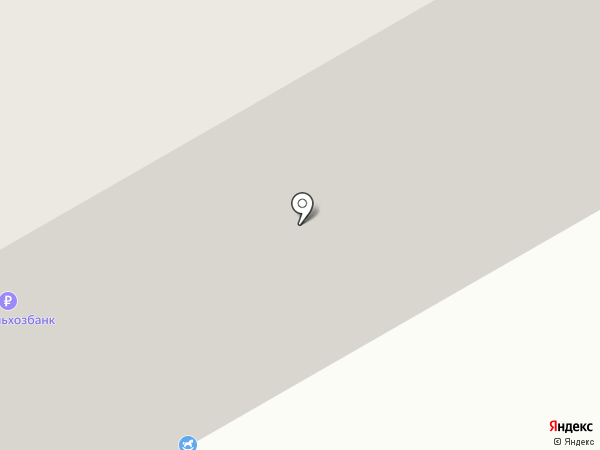 Аквабеби на карте Абакана