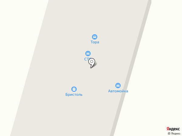 Позная №1 на карте Калинино